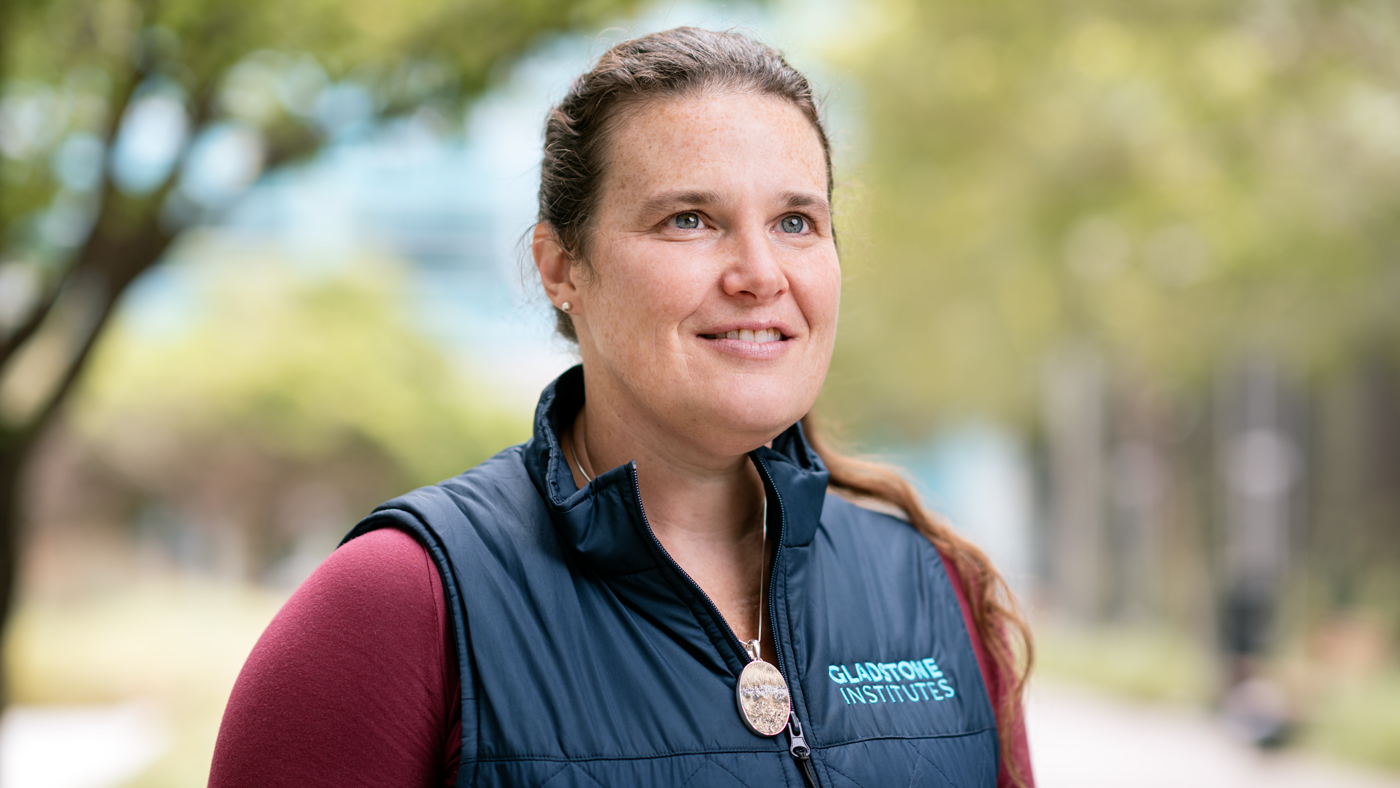 Barbara Engelhardt, investigator at Gladstone Institutes