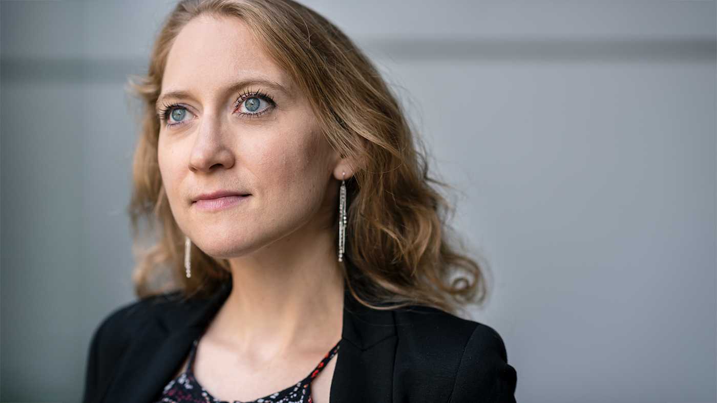 Karin Pelka, investigator at Gladstone Institutes