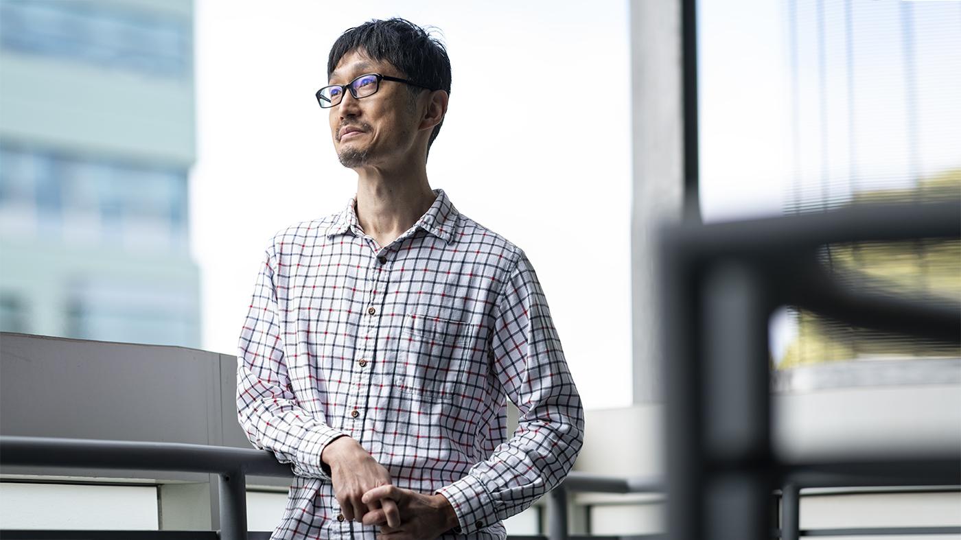 Kiichiro Tomoda, Gladstone Institutes