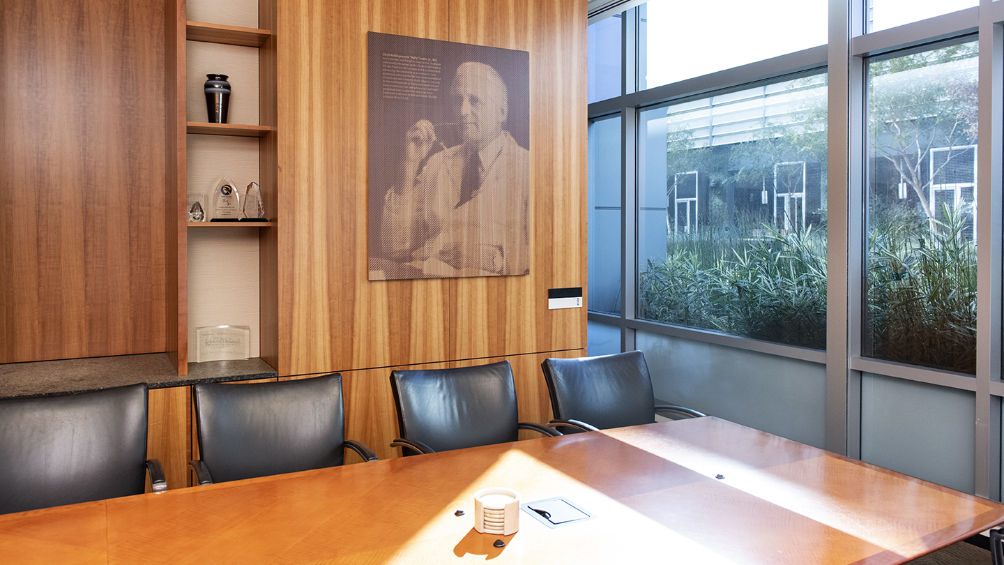 Holly Smith Conference Room at Gladstone Institutes